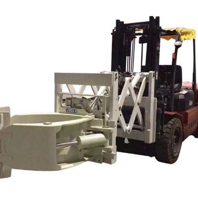 Εξάρτημα χειρισμού ελαστικών για περονοφόρα οχήματα Τηλεσκοπικοί σφιγκτήρες ελαστικών