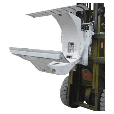 Φορτηγό περονοφόρου οχήματος 3 τόνων με προσάρτημα σφιγκτήρα ρολού χαρτιού