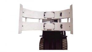 Εξοπλισμός χειρισμού υλικών Φορτωτής χειροκίνητης συστοιχίας παλετών σειράς 2ton TB Φάκελος σφιγκτήρα ρολού χαρτιού