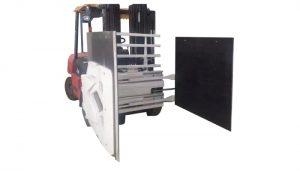 Συρραπτικό χαρτοκιβωτίου για φορτηγό περονοφόρο ανυψωτικό οχήματος, συσκότισης συρματόσχοινου προσάρτησης, χαρτοκιβώτιο.
