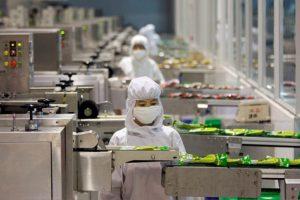 Βιομηχανία τροφίμων