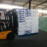 Μηχανικό βιομηχανικό σύστημα ανύψωσης περονοφόρου υδραυλικού φορτίου σταθεροποιητή