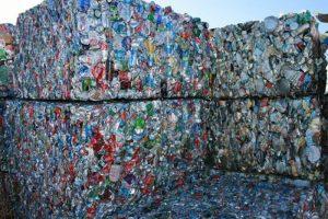 Συσκευασία αποβλήτων