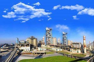 εργοστάσιο τσιμέντου