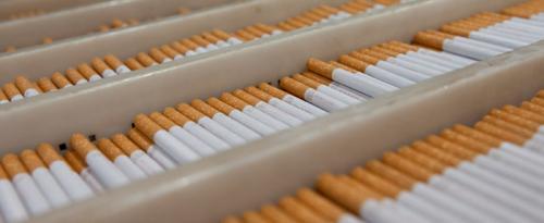 Βιομηχανία καπνού