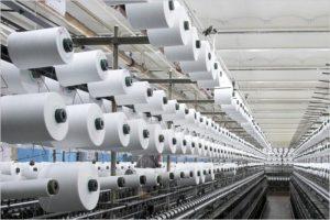 βιομηχανία κλωστοϋφαντουργίας